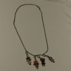 Collectable LOL suprise charm necklace